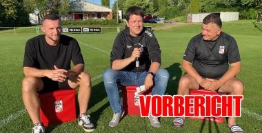 Vorbericht zum Pokalspiel gegen den FC An der Fahner Höhe