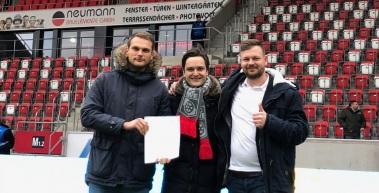 Marbelution Genetics GmbH wird Sponsor beim FC RWE