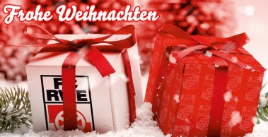 Weihnachtsgrüße vom FC Rot-Weiß Erfurt
