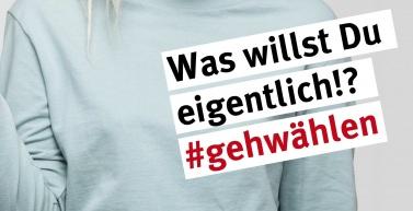 RWE unterstützt Wahlmobilisierungskampagne