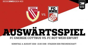 Vorbericht zum Auswärtsspiel gegen den FC Energie Cottbus
