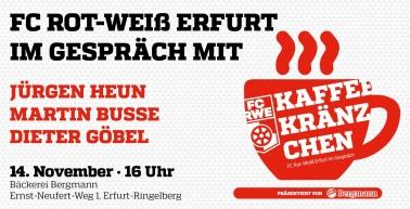 RWE-Kaffeekränzchen am 14.11.2019